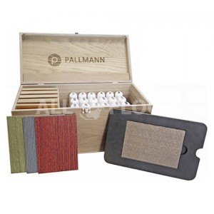 Pallmann Pall-X 333 Color Collection Stylebox