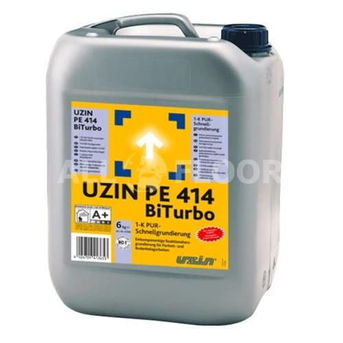 Uzin PE 414 BiTurbo   0,9KG / 6KG / 12KG   ALLFLOOR
